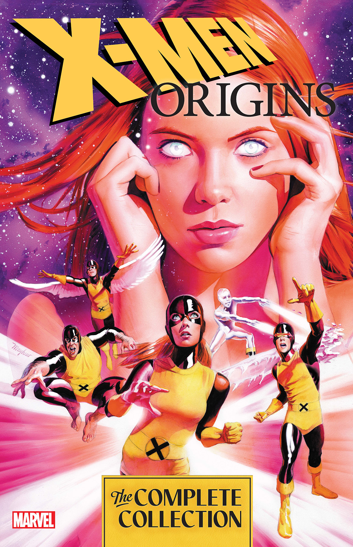 X-Men Origins: The Complete Collection (Trade Paperback)