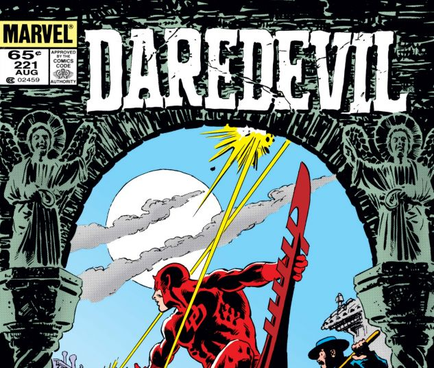DAREDEVIL (1964) #221