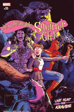 The Unbeatable Squirrel Girl #35