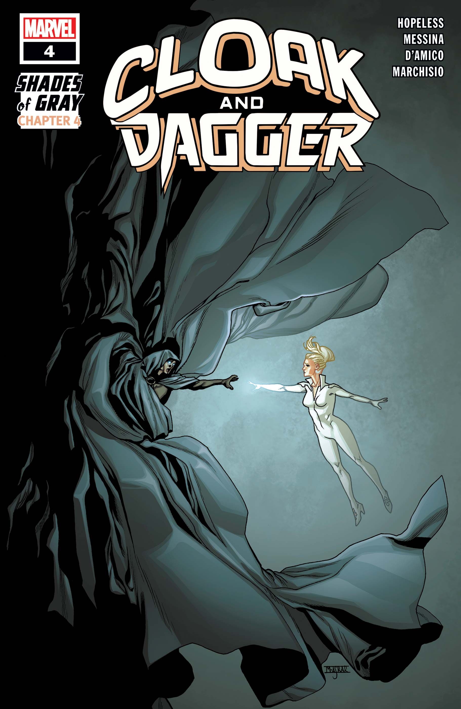 Cloak and Dagger (2018) #4