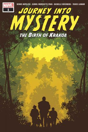 Journey Into Mystery: The Birth of Krakoa (2018) #1