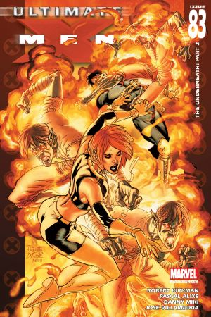 Ultimate X-Men (2000) #83