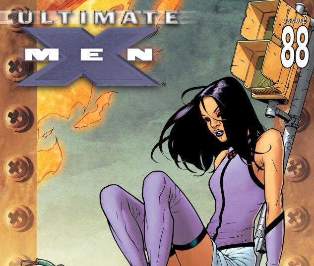 ULTIMATE X-MEN (2000) #88