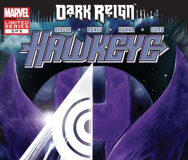 DARK REIGN: HAWKEYE (2009) #3