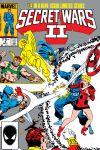 Secret Wars II (1985) #4