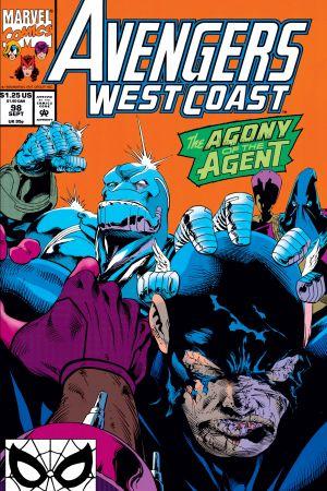 West Coast Avengers #98