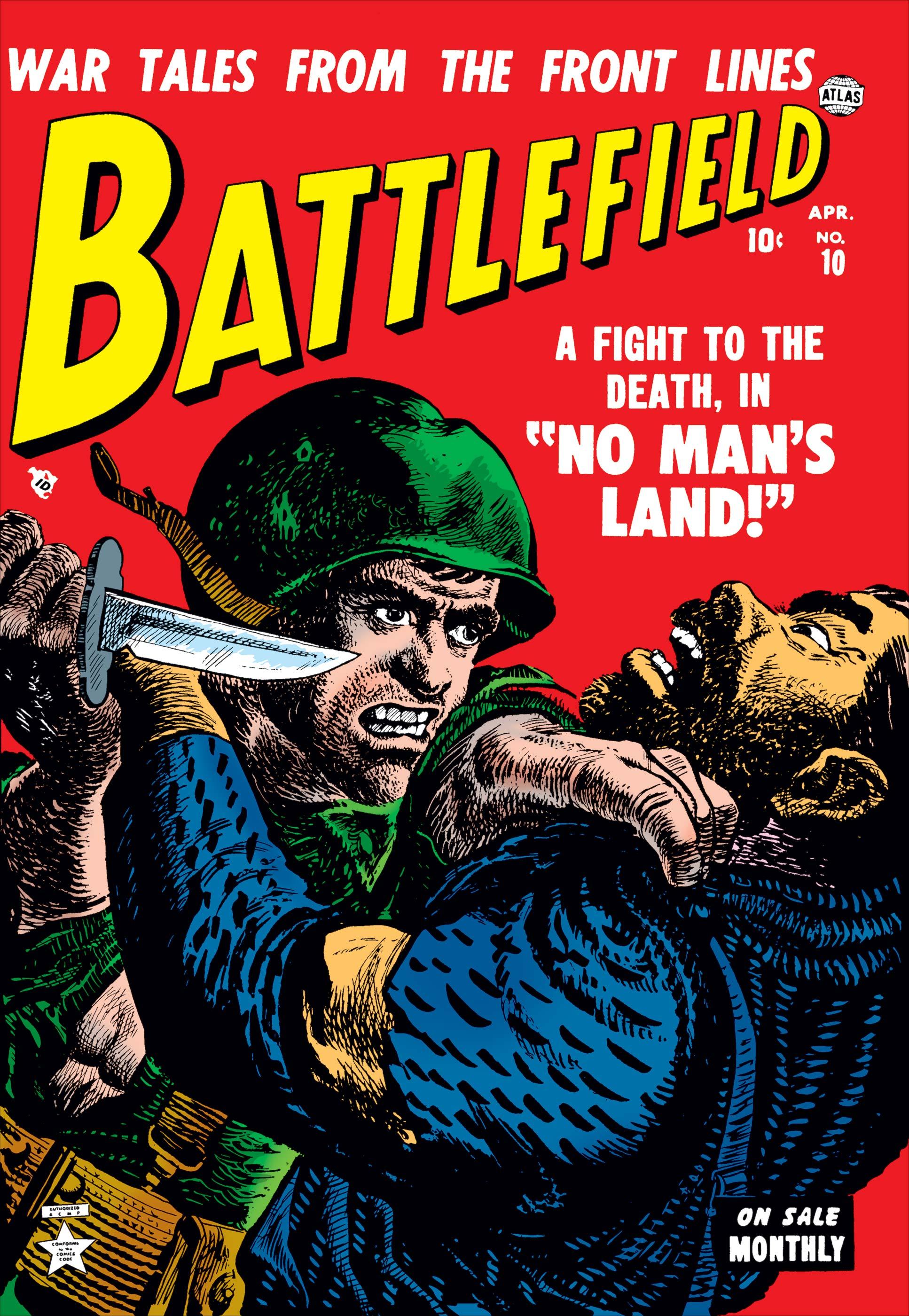 Battlefield (1952) #10