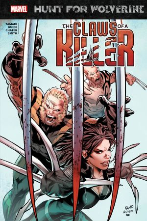 Hunt for Wolverine: Claws of a Killer (Trade Paperback)