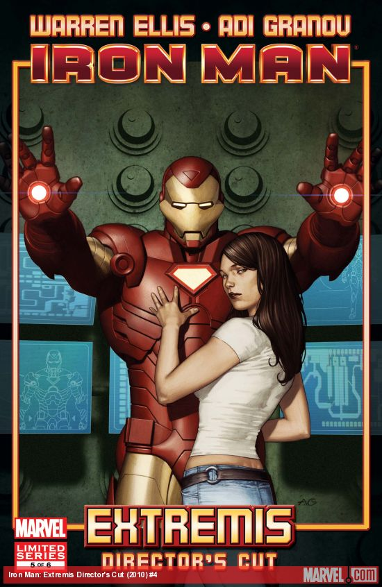 Iron Man: Extremis Director's Cut (2010) #5