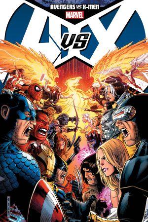Avengers Vs. X-Men (Hardcover)