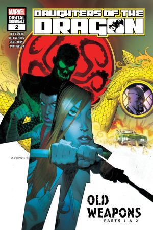 Daughters of the Dragon: Marvel Digital Original (2018) #2
