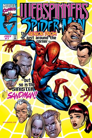 Webspinners: Tales of Spider-Man #7