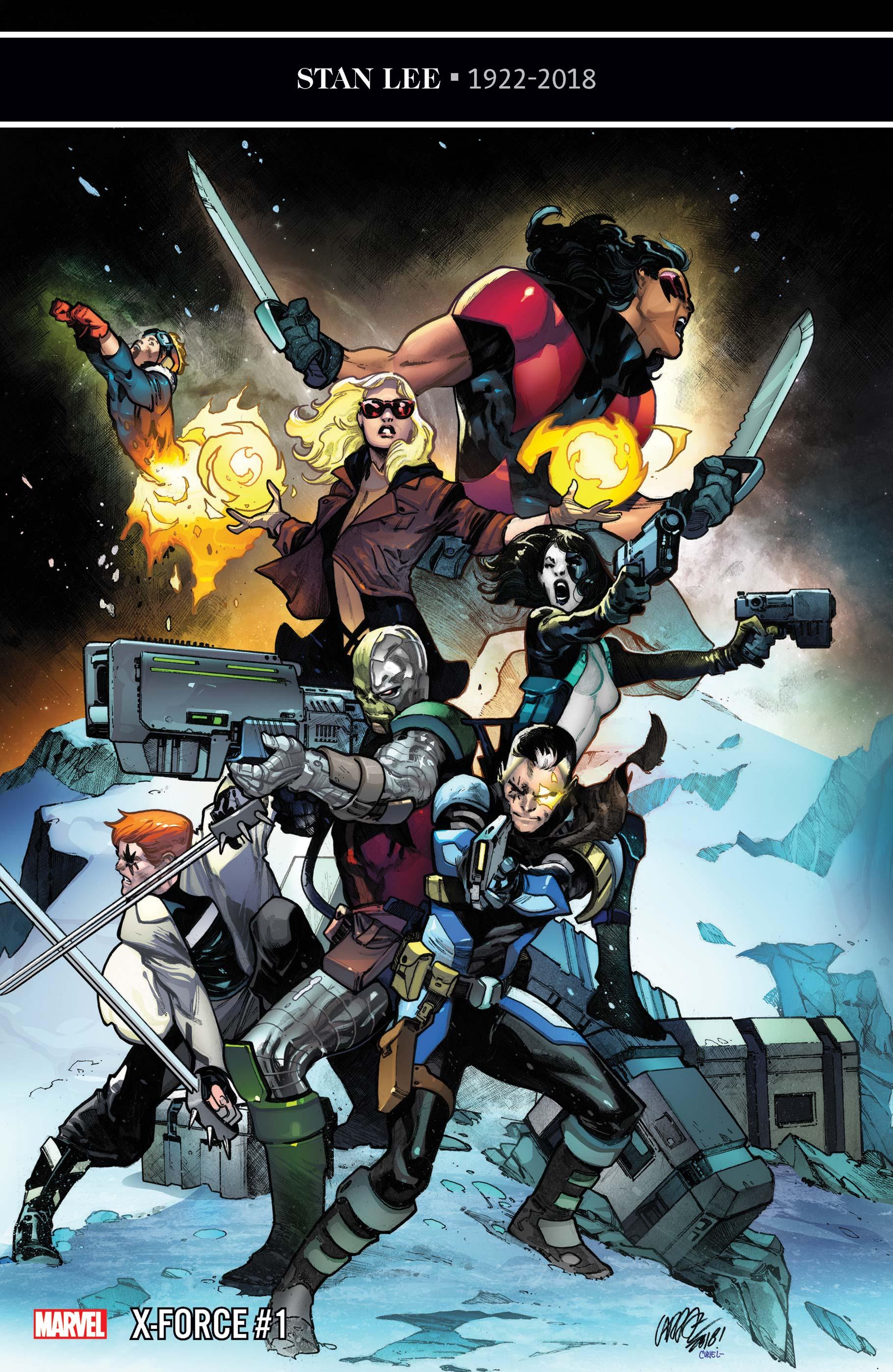 X-Force (2018) #1