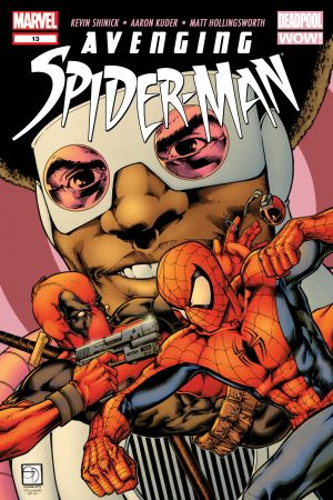 Avenging Spider-Man (2011) #13