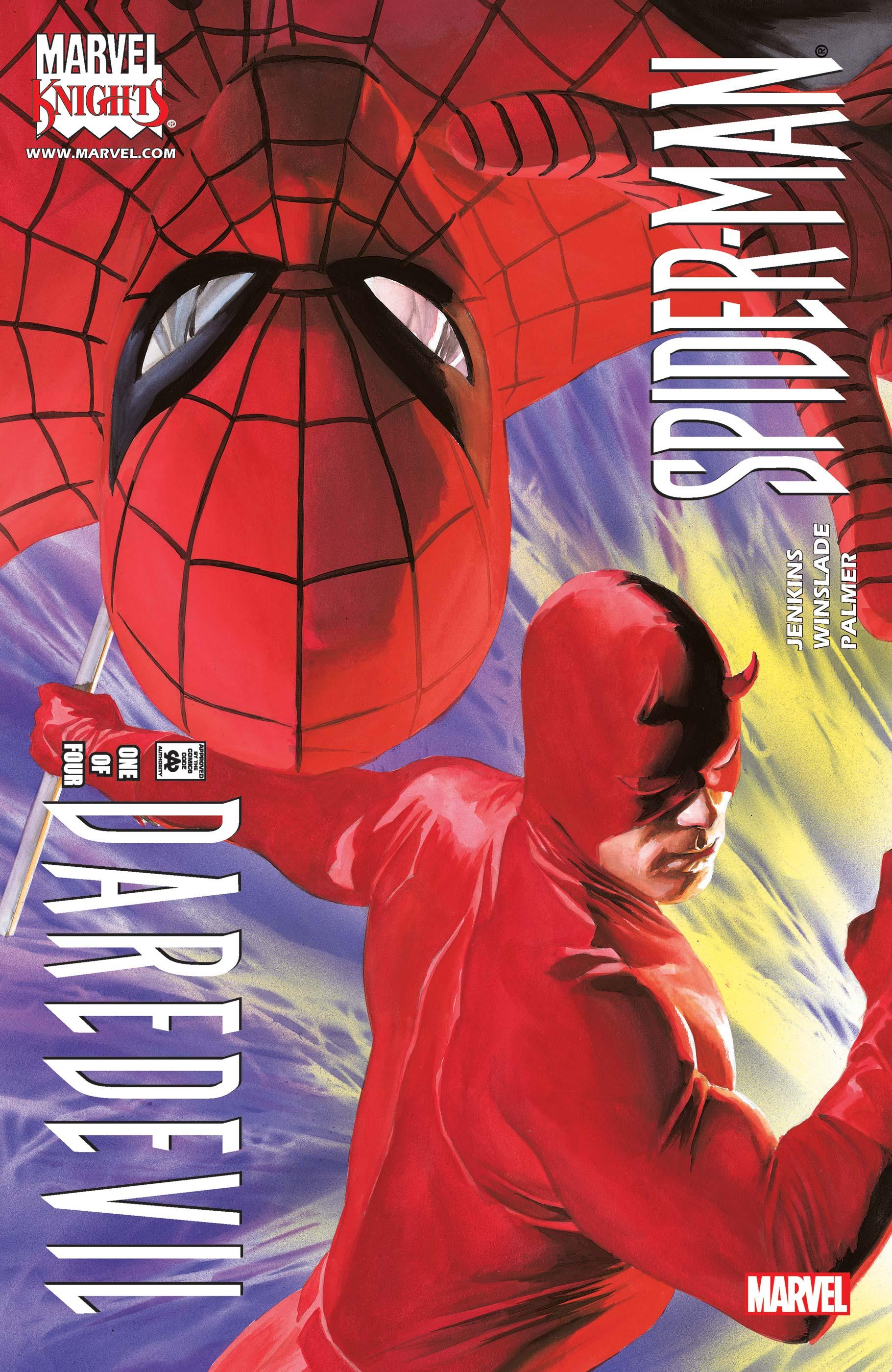 Daredevil/Spider-Man (2001) #1
