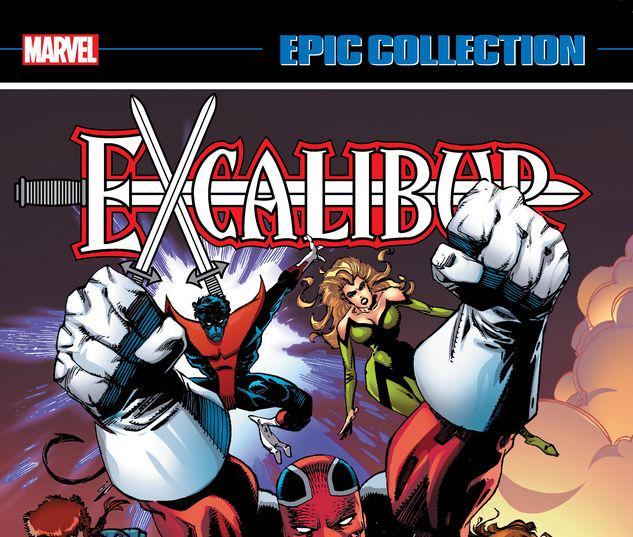 EXCALIBUR EPIC COLLECTION: GIRLS' SCHOOL FROM HECK TPB #0