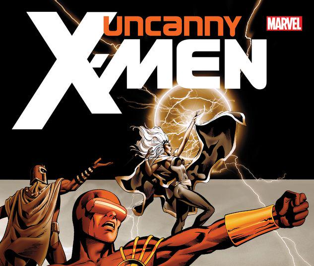 UNCANNY X-MEN BY KIERON GILLEN: THE COMPLETE COLLECTION VOL. 1 TPB #1