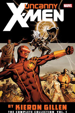 Uncanny X-Men By Kieron Gillen: The Complete Collection Vol. 1 (Trade Paperback)