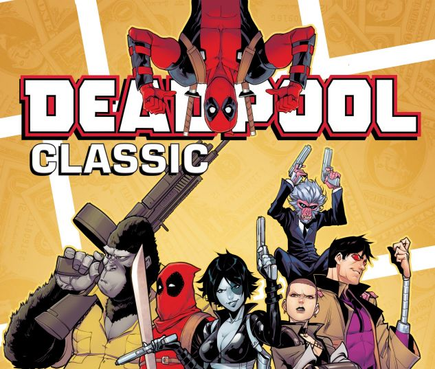 DEADPOOL CLASSIC VOL. 23: MERCS FOR MONEY TPB