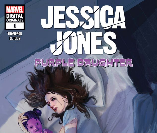 Jessica Jones: Mdo Digital Comic Vol. 2 (2019) #1