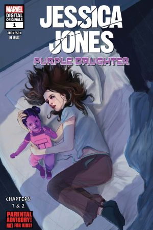 Jessica Jones - Marvel Digital Original: Purple Daughter #1