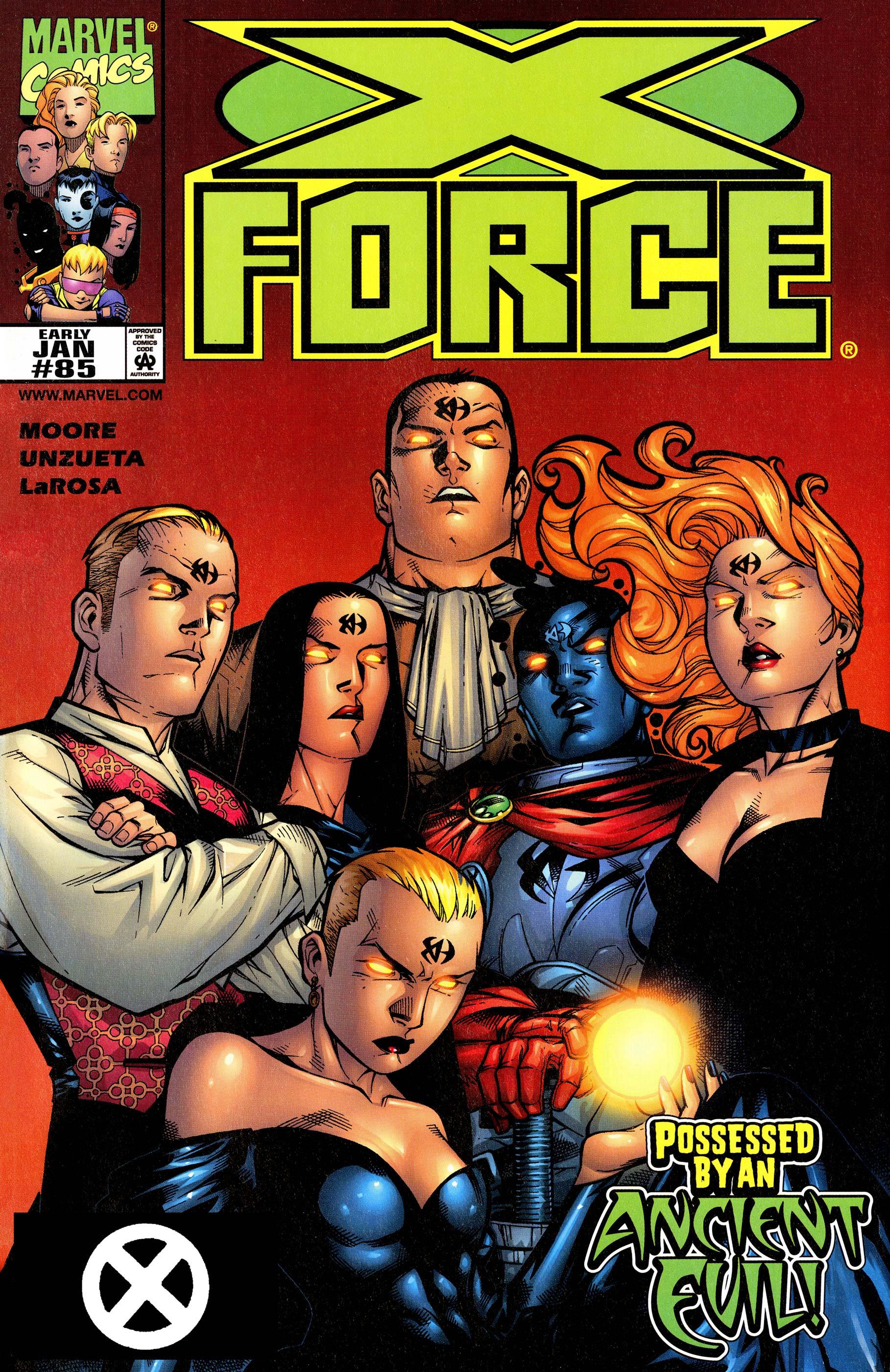 X-Force (1991) #85