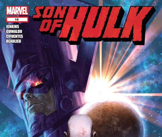 SON OF HULK (2008) #16