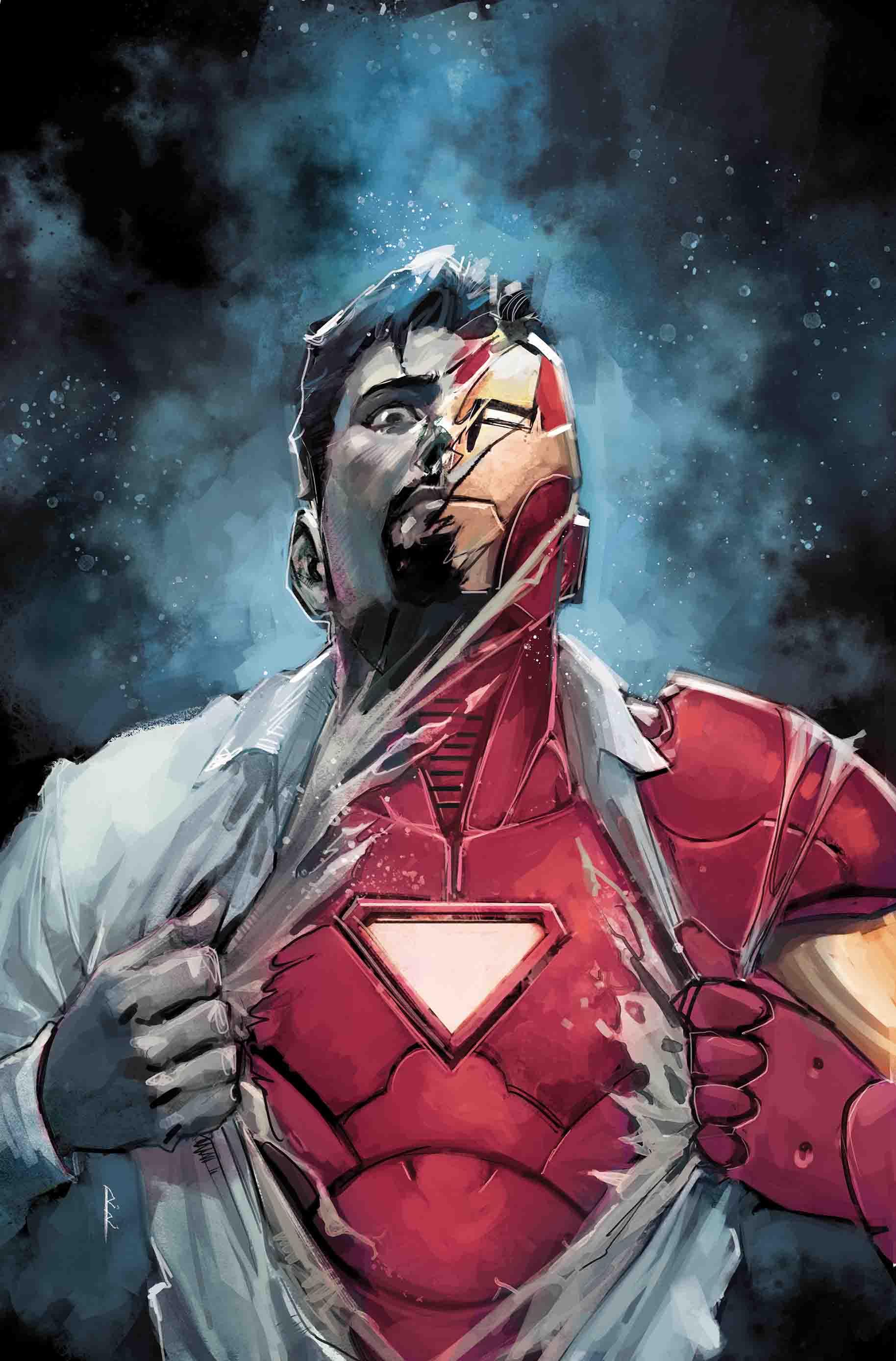 Tony Stark: Iron Man (2018) #15