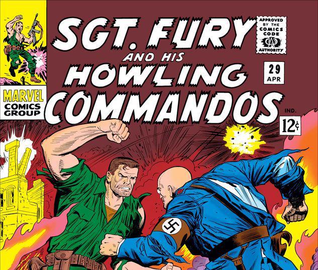 Sgt. Fury #29