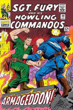 Sgt. Fury (1963) #29
