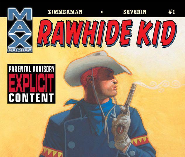 Rawhide Kid #1