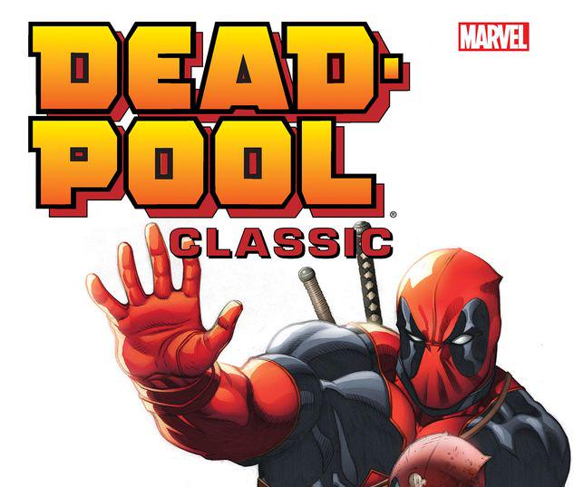 Deadpool Classic: Merc with a Mouth #0