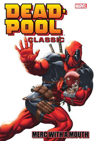 Deadpool Classic Vol. 11: Merc with a Mouth (Trade Paperback)