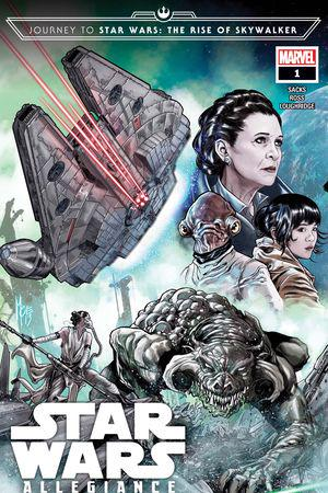 Journey to Star Wars: The Rise of Skywalker - Allegiance (2019) #1