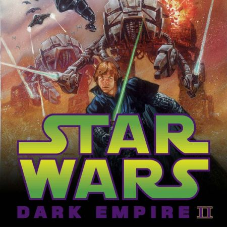 Star Wars: Dark Empire II (1994-1995)