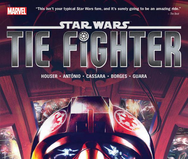 STAR WARS: TIE FIGHTER TPB #1