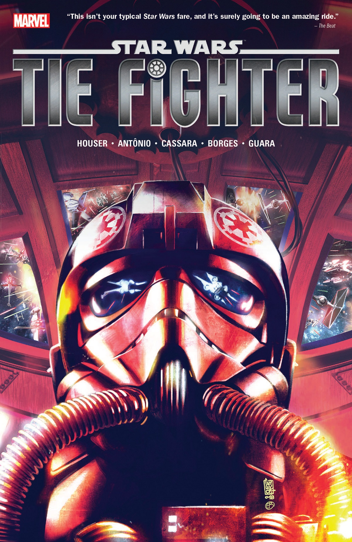 Star Wars: Tie Fighter (Trade Paperback)