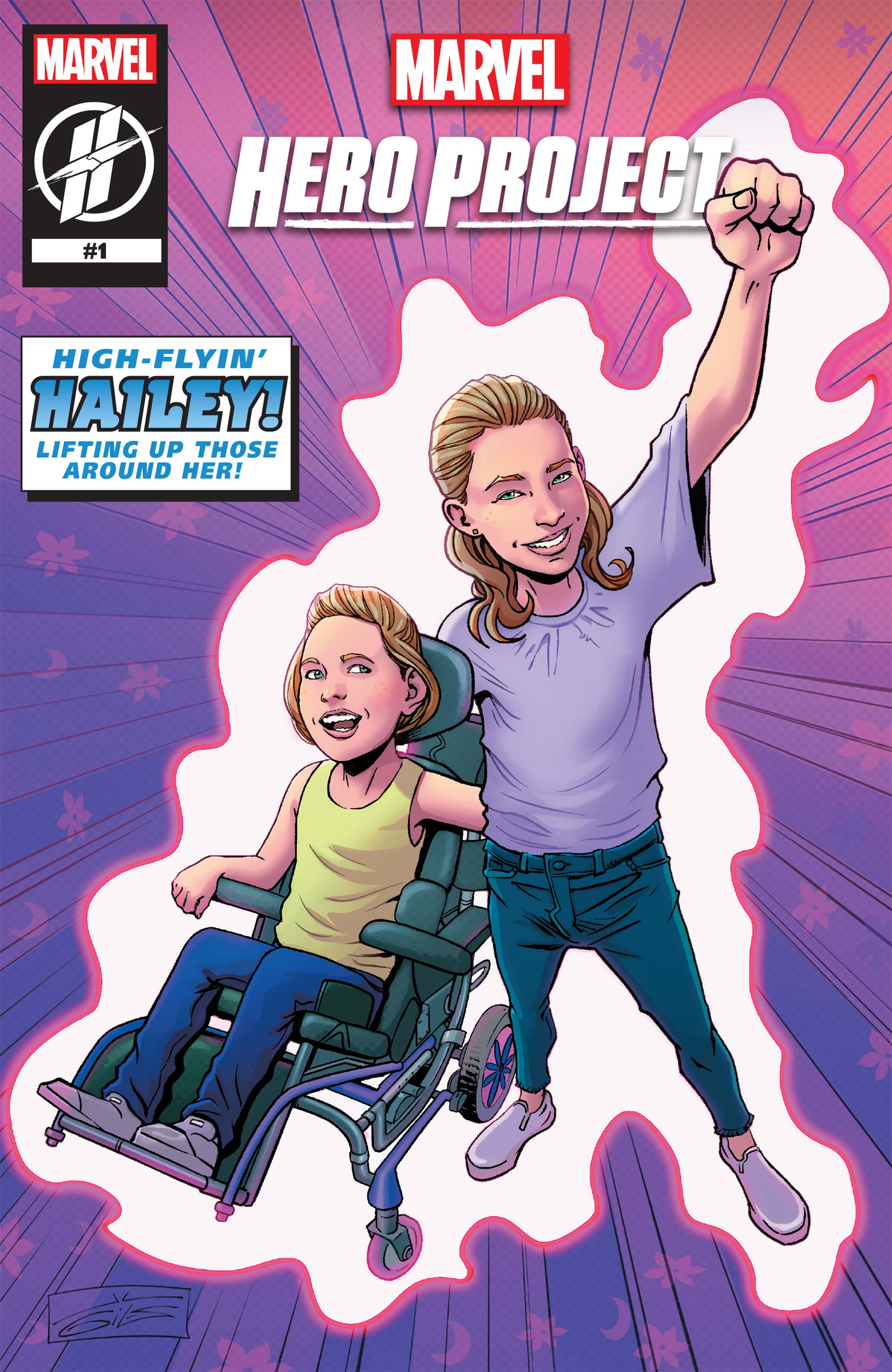 MARVEL'S HERO PROJECT SEASON 1: HIGH-FLYING HAILEY (2019) #1
