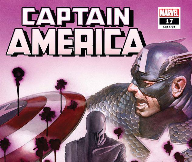 Captain America #17