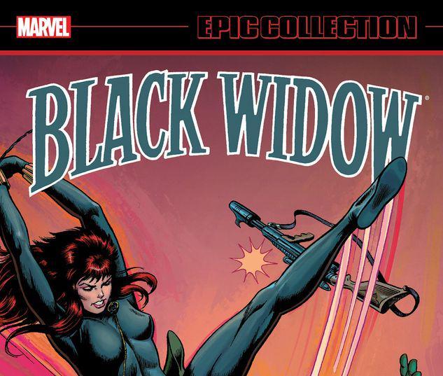 BLACK WIDOW EPIC COLLECTION: BEWARE THE BLACK WIDOW TPB #1