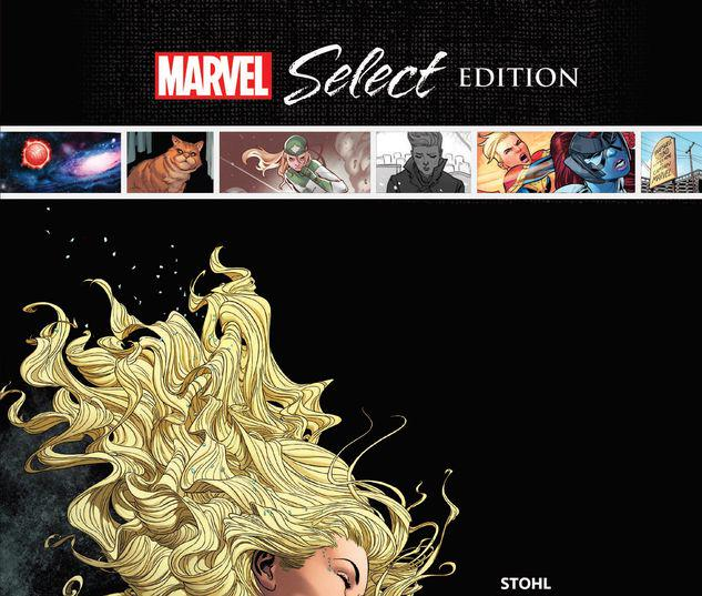 THE LIFE OF CAPTAIN MARVEL MARVEL SELECT HC #1
