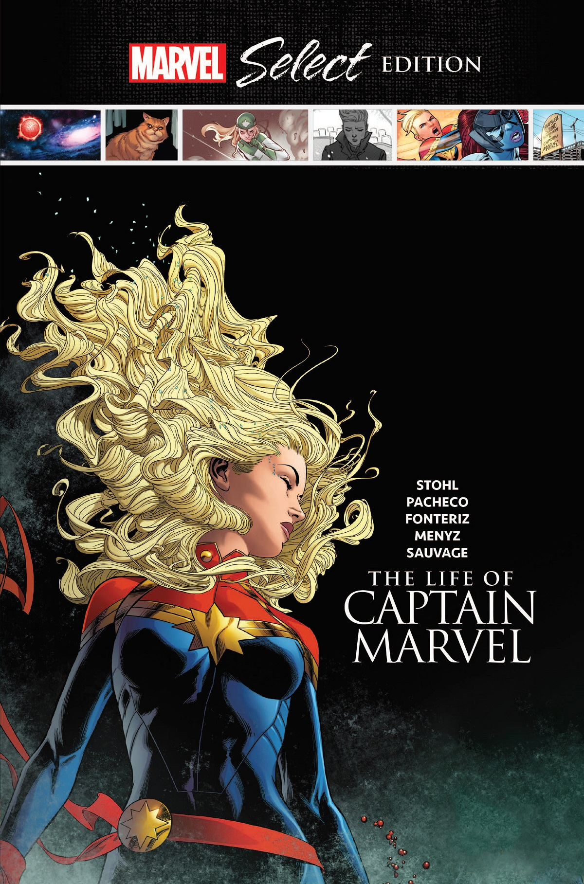 The Life of Captain Marvel (Hardcover)