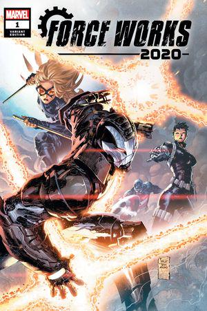 2020 Force Works (2020) #1 (Variant)