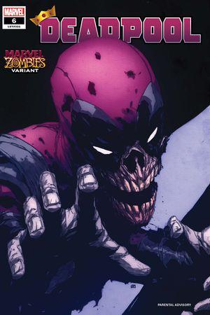 Deadpool (2019) #6 (Variant)