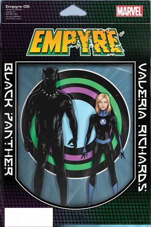 Empyre (2020) #5 (Variant)