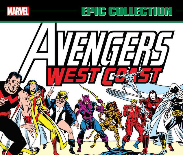 AVENGERS WEST COAST EPIC COLLECTION: TALES TO ASTONISH TPB #1