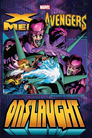 X-Men/Avengers: Onslaught Vol. 2  (Trade Paperback)