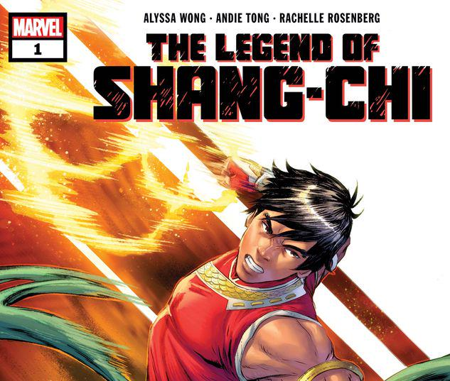 THE LEGEND OF SHANG-CHI 1 #1