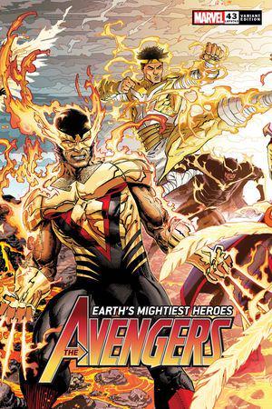 Avengers #43  (Variant)
