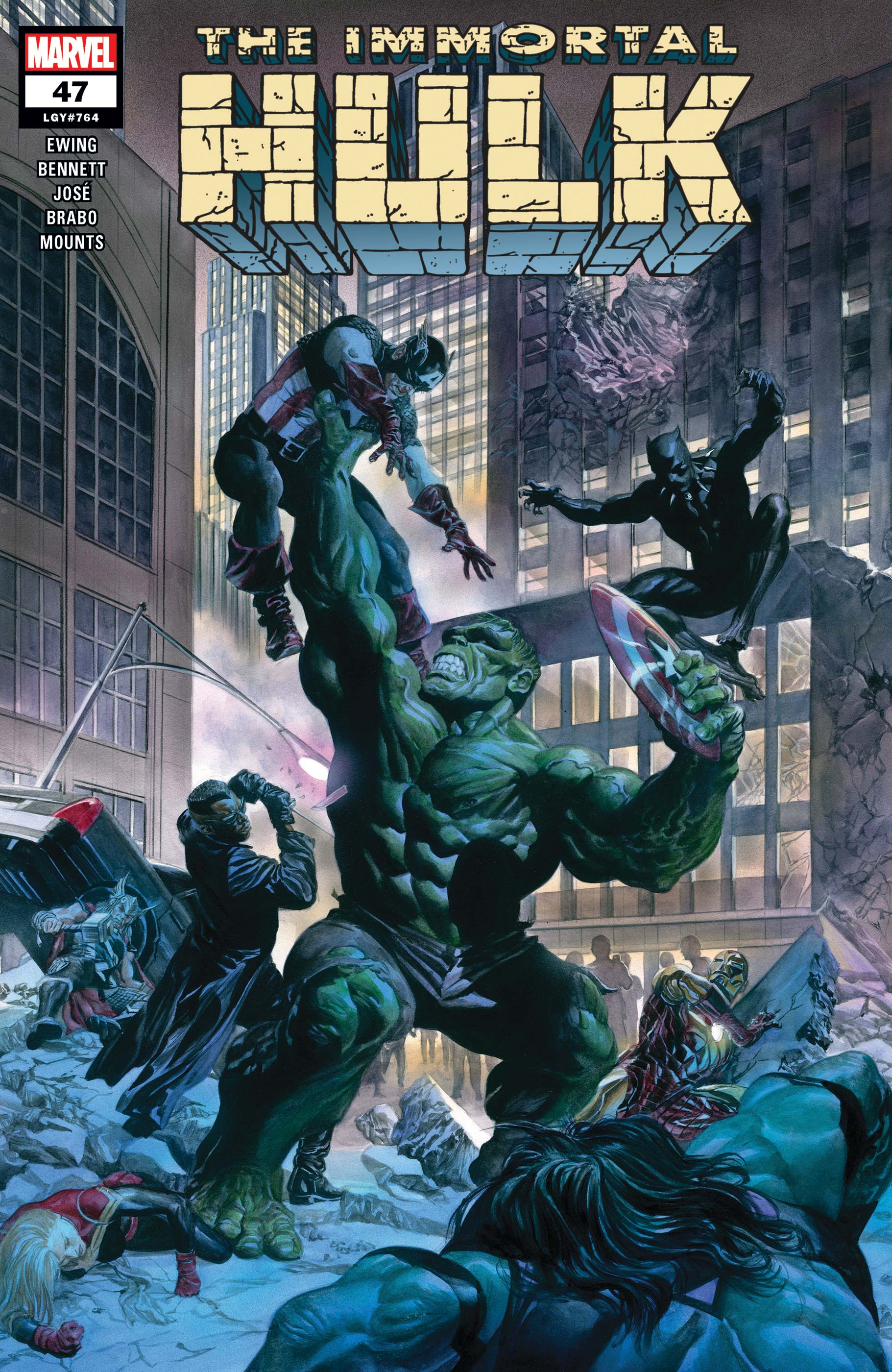 Immortal Hulk (2018) #47